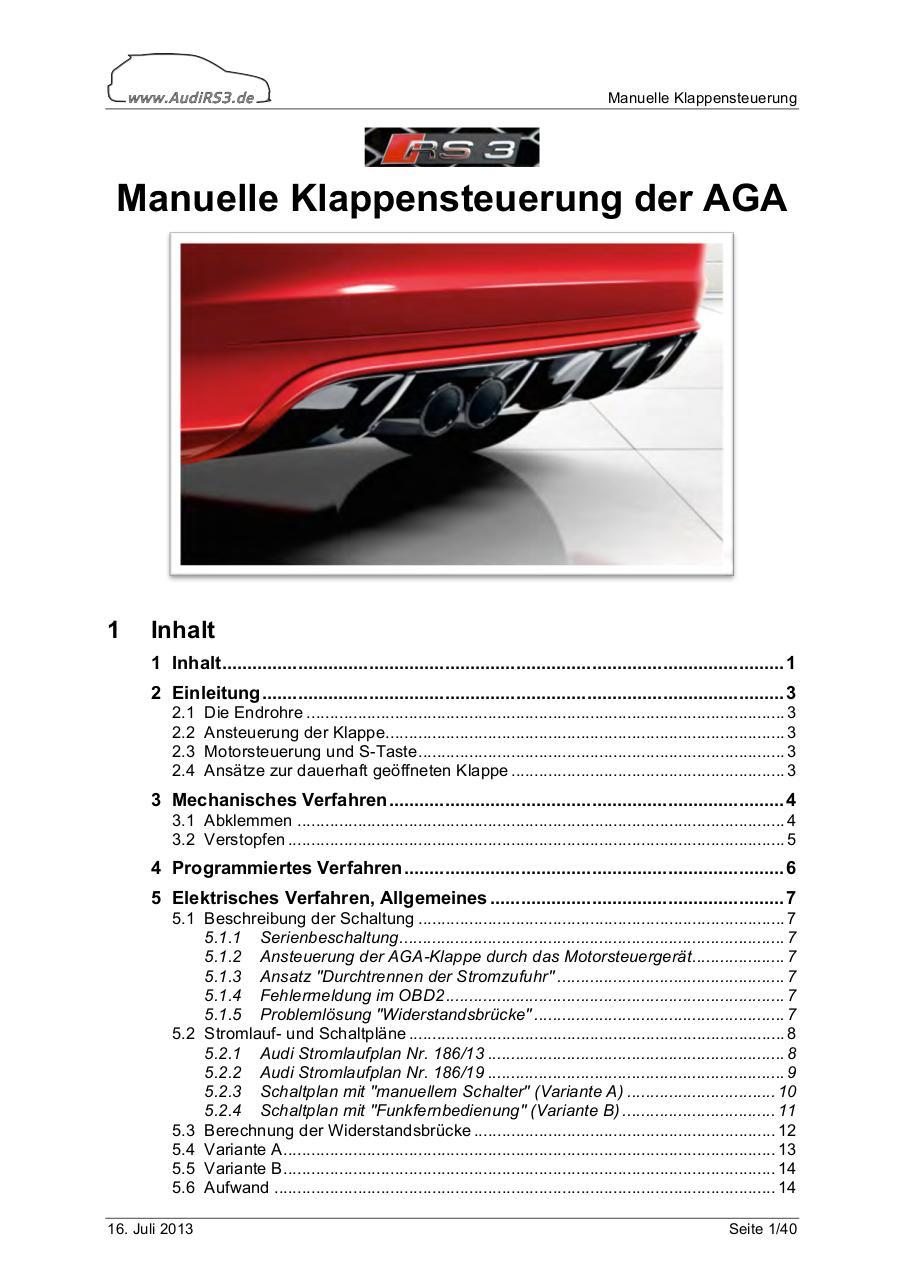Nett Elektromotorsteuerung Pdf Galerie - Schaltplan Serie Circuit ...