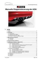 PDF Document audi rs3 manuelle klappensteuerung