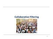 collaborative recommendation
