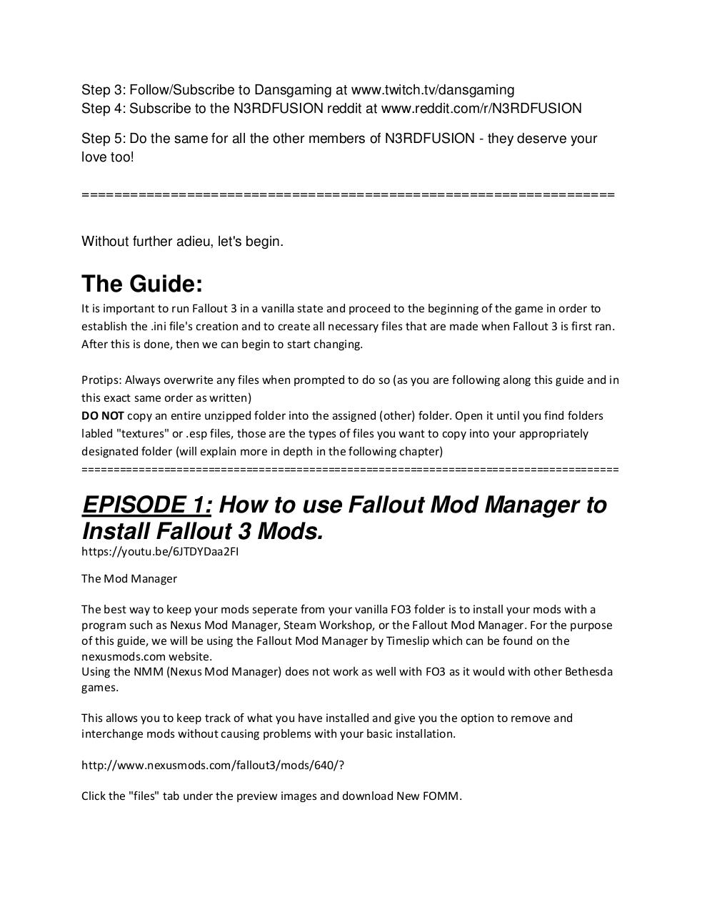 Dansgaming Fallout 3 GOTY Mod Guide (3).pdf - page 2/21