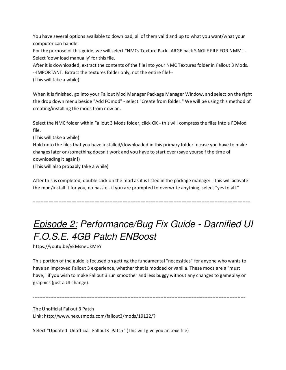 Dansgaming Fallout 3 GOTY Mod Guide (3).pdf - page 4/21