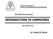 lecture3 intro