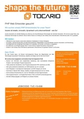 PDF Document php dev