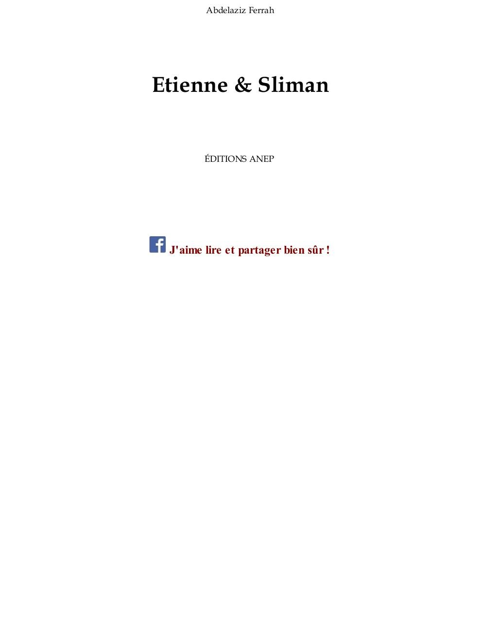 Preview of PDF document etienne-sliman-abdelaziz-ferrah-by-mourad.pdf