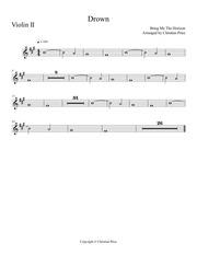 full score 002 violin ii