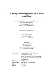 master thesis moritz first version