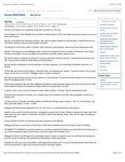 document the ritz access world news