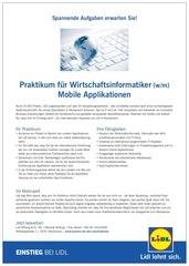 prak f r wirtschaftsinformatiker mobile applikationen