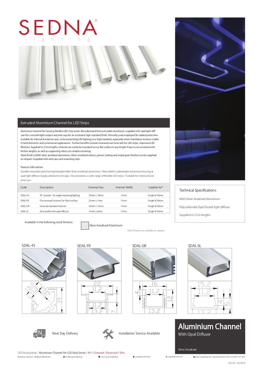 Document preview Sedna-Lighting-Aluminium-Channel-Spec-Sheet.pdf - page 1/1