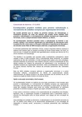 PDF Document comunicado de imprensa