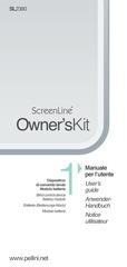 screenline istruzioni utente 1 it gb de fr