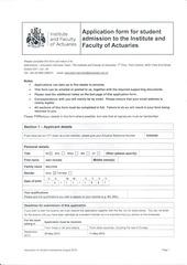 student application ah nguyen