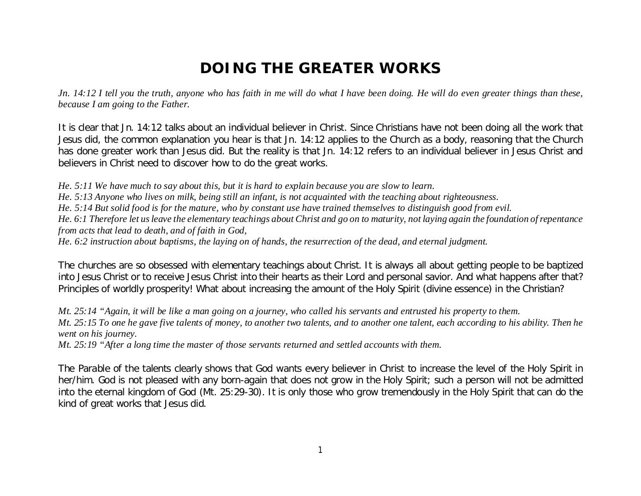 DOING THE GREATER WORKS.pdf - page 1/4