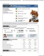 2003 lexus rx300 carfax report jtjhf10u930294977