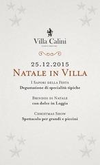 villa calini menu natale 2015