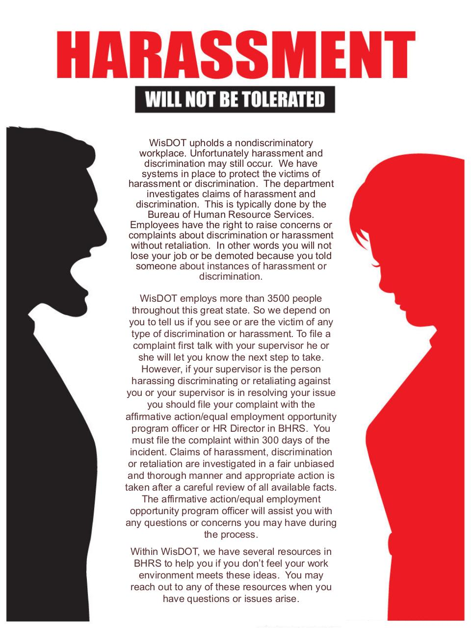 Document preview Workplace-Harassment-Poster.pdf - page 1/1