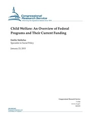 child welfare an overview of federal