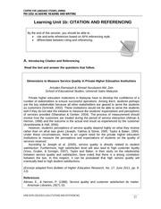 1b citation referencing sem1 2013
