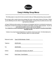 casey s group menu 2015