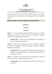 edital 05 15 debate