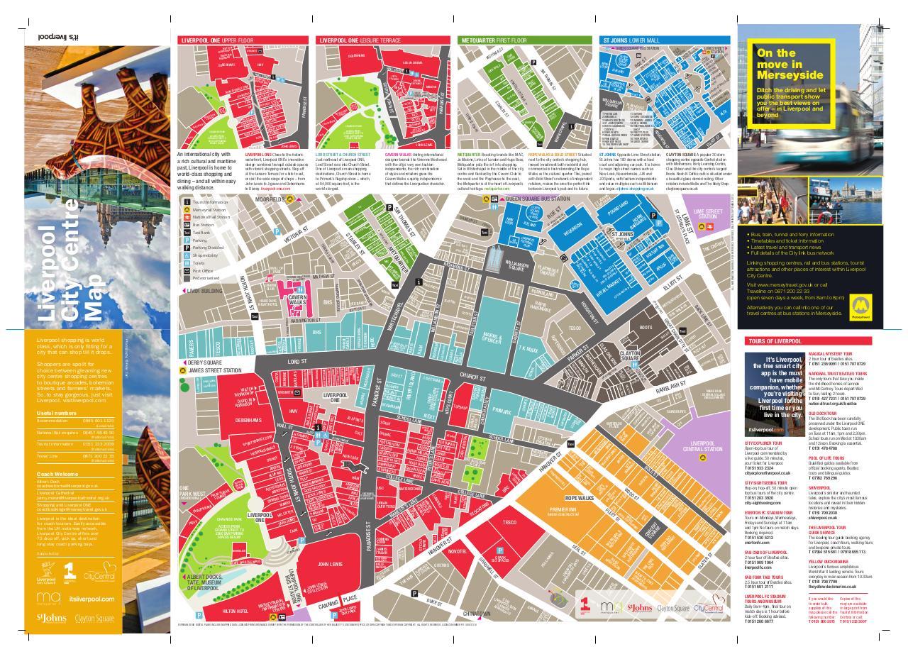 Tourist Guide Liverpool TouristGuideLiverpoolpdf PDF Archive