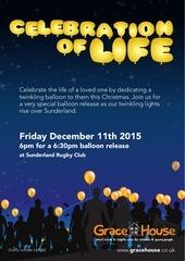 a5 celebration of life leaflet form