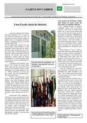 jornal gazeta do carrer