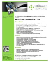br ggen engineering projektcontroller m w 31