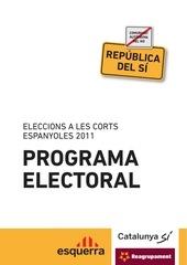 e2011 programa