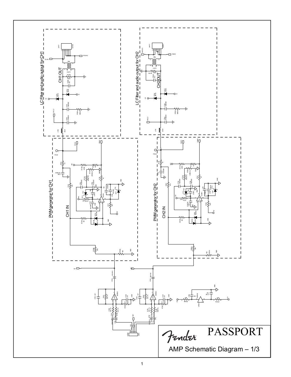 Passport 300 Pro Service Diagrams.pdf - page 2/29