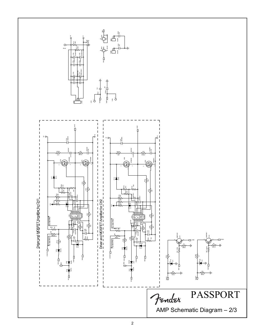 Passport 300 Pro Service Diagrams.pdf - page 3/29