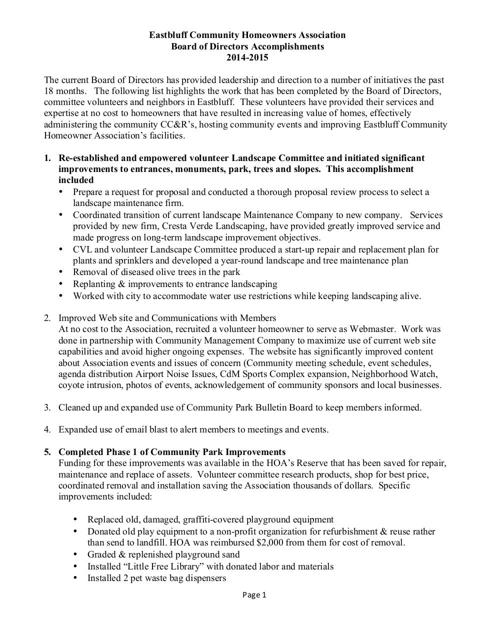 Document preview BOD and Assoc Accomplishments in 2014 2015 Term-2.pdf - page 1/3