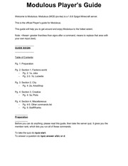 modulous player s guide google docs