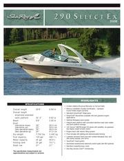 searay 290 2008