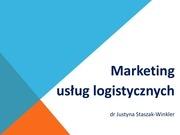 marketing us ug logistycznych wyk ad 18 10 2015
