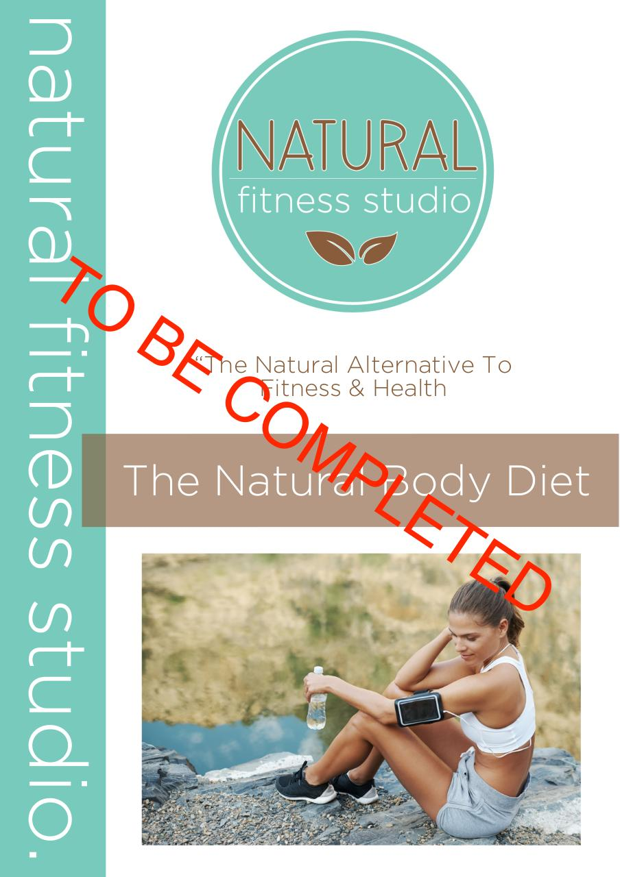 NATURAL BODY DIET - TBC (1).pdf - page 1/63