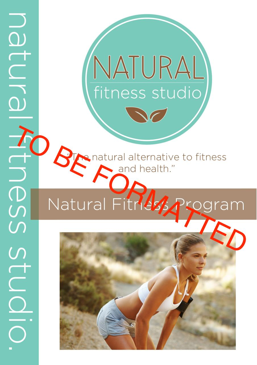 NATURAL FITNESS PROGRAM - DRAFT.pdf - page 1/68