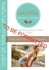 natural fitness program draft