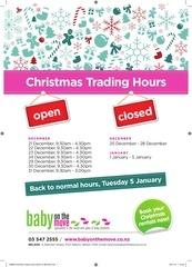 6269m christmas trading hours nelson blenheim