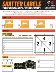 shatter labels tradeshow canopy questionnaire 1
