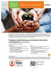PDF Document praktikant m w marketing und vertrieb
