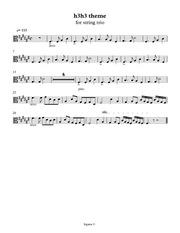 h3h3 trio viola