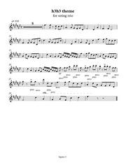 h3h3 trio violin
