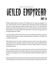 veiled empyrean iv dopinephrine 7 4