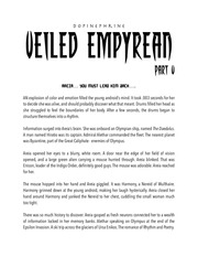 veiled empyrean v dopinephrine 7 5