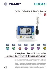 PDF Document hioki lr5001 eng