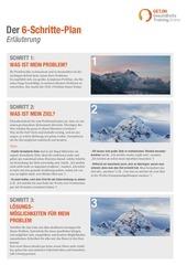 6 schritte plan zur problemlosung