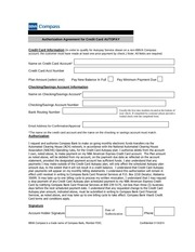 credit card auto pay form 1