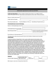 credit card auto pay form 2