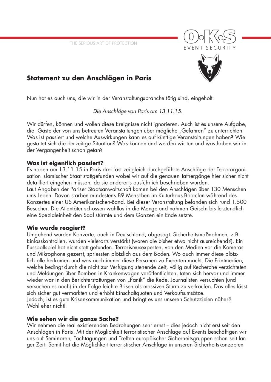 Document preview Statement Paris2.pdf - page 1/2